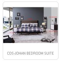 COS-JOHAN BEDROOM SUITE